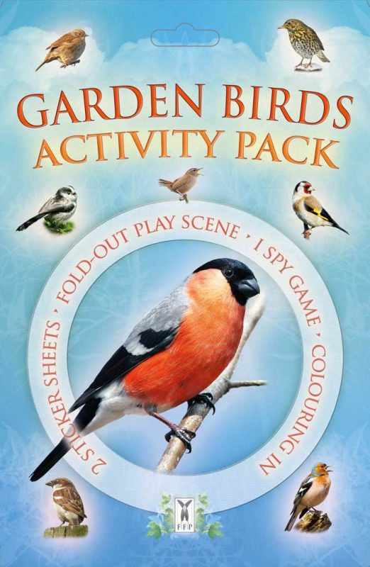 Garden Birds Activity Pack