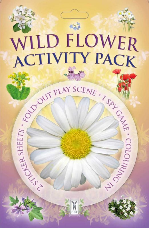 Wild Flower Activity Pack
