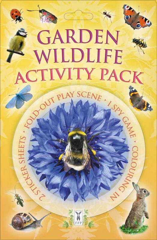 Garden Wildlife Activity Pack