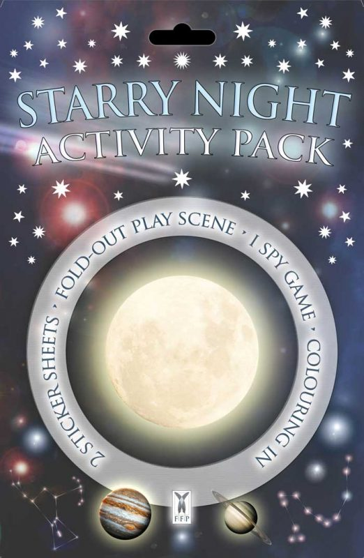 Starry Night Activity Pack