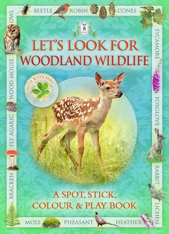 Let's Look in Woodland Wildlife